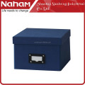 NAHAM office organizer kraft toy storage paper box