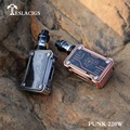 Teslacigs Punk 220w from Tesla original manufacture another new creative mod popular sellling!