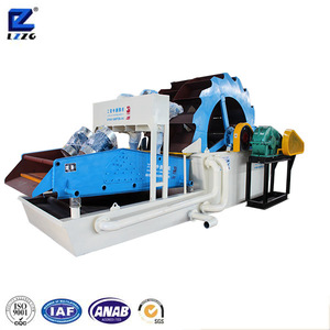 LZZG Gravel Washing and Fine Ore Recycling Machine River Sand Extraction Machine