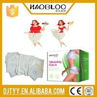 2015 Most Popular Slimming Product/Body Shaping Patch - Haobloc Slimming Patch