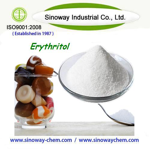 fresh stock pure Erythritol powder 99.5% min