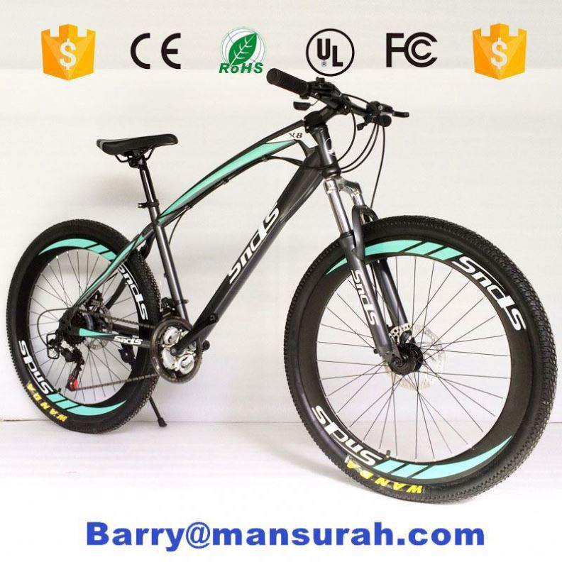 Alloy Aluminium Diversiform Bicycle mountain bike CARBON DOWN HILL bicycle mountain bike