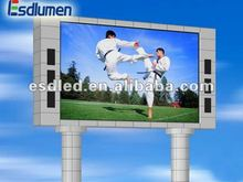 China Factory price hot sale P20 led billboard screen outdoor fullcolor advertising open sign