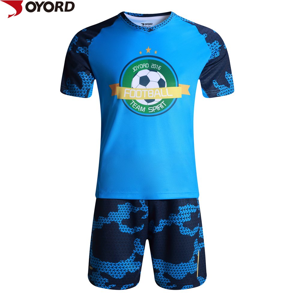 custom football shirt maker sublimated striped soccer jersey made in china