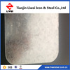 secondary low price hot rolled galvanized steel sheet z350