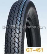 Qingdao factory tires motorcycle for 3.75-12 in China