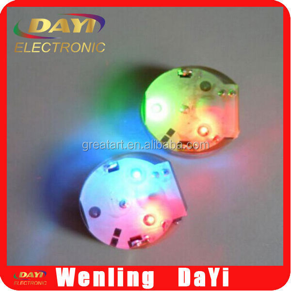 Battery operated mini led lights for clothing
