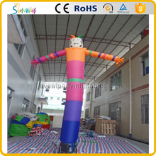 Hot selling inflatable halloween air dancer for halloween theme
