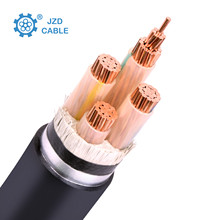 Armoured power cable size 120mm 240mm xlpe 4 core armoured cable