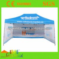 3X4.5M 10X15ft Top Quality Aluminum Big Hexagon Heavy Duty Canopy Exhibition Event Marquee Gazebo Marketing With Table