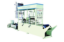 Plastic film blowing gravure printing machine(CE,CO,SGS.FTA)