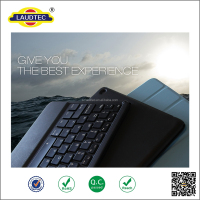 Mini notebook style Bluetooth Keyboard for the iPad mini