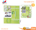 Hot sale toys kitchen play set for kids pretend diy lunch kitchen toy for girl