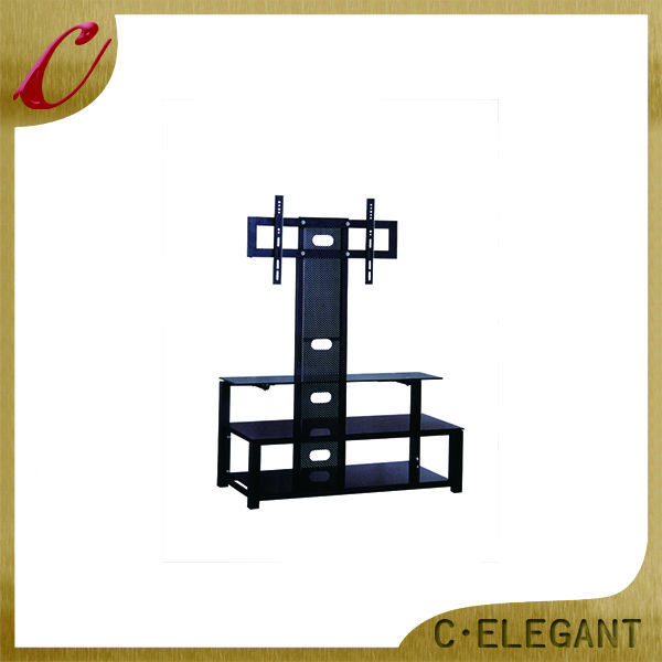 Factory price mdf lcd plasma tv stand