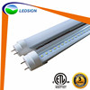 DLC ETL CE ROHS listed 3year warranty 80Ra smd2835 100lm/w 4ft led t8 tube lights
