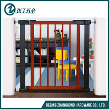 Baby safety gates for stairs safety wooden indoor gate playpen