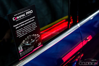 Worlds leading sio2 coating for automotive, marine and aircraft: Ceramic Pro