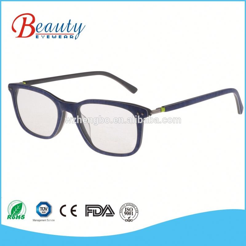 High quality custom made eyeglass frames for small face