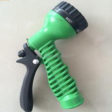 Best quality retractable dual nozzle spray gun high atomization