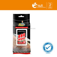 Mr Strong BBQ Grill Cleaning Wipes