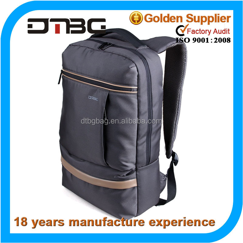 Mochila laptop computer men bag
