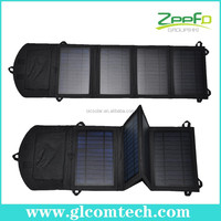 For outdoors high efficient solar panel battery charger 12V with monocystalline silicon