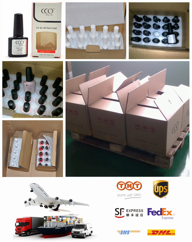 nail gel polish packing and shipment.jpg