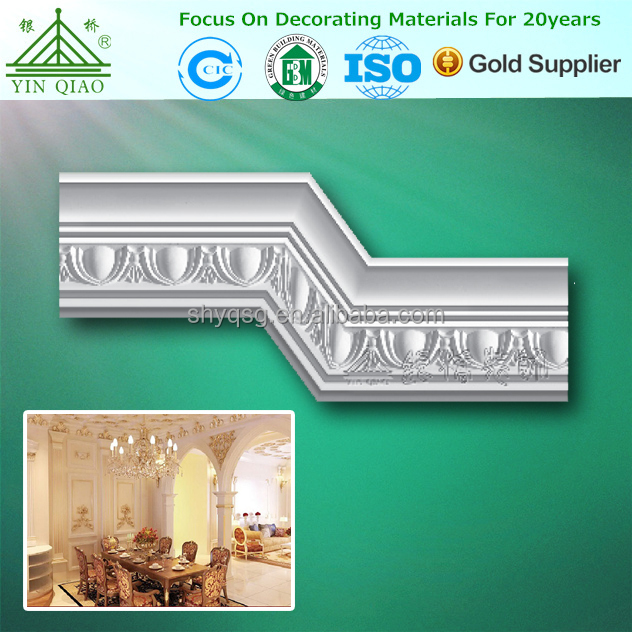 Custom Architectural Ornamental Plaster Mouldings