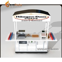 Factory Made Cheap Mobile Hot Dog/Coffee Cart Food Carts For Sale