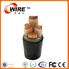 price high voltage power cable 15kv Armoured xlpe cable