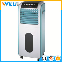 mini air conditioner for room and Plastic Material Portable stand air cooler
