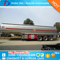 50000 Liters 3 Axles Oil Fuel