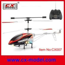 Radio control 3.5ch rc metal helicopter model
