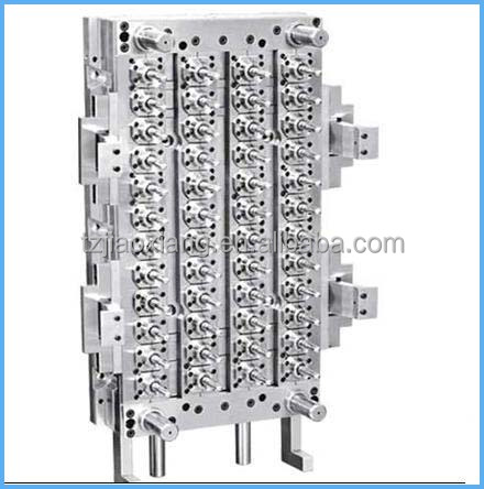 48 Cavities Hot Runner Plastic Injection Pet Preform Mould