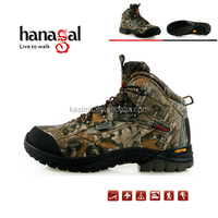 New arrival camouflage huntihg boots /hunting equipment
