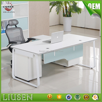 New design executive home office furniture sets modular home office chipboard computer desk