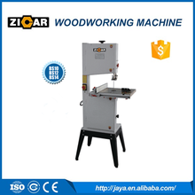 ZICAR 10'' USED WOOD CUTTING BAND SAW with CE