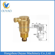 2015 China Popular Radiator Air Vent Valve