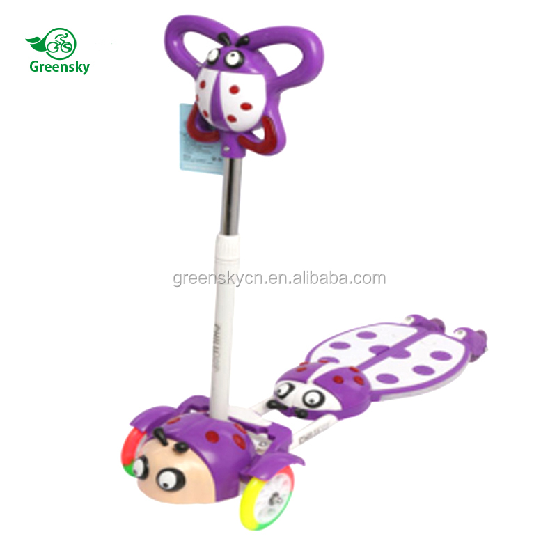 most popular kids toy scooter / kids snow scooter / wholesale kids scooter parts