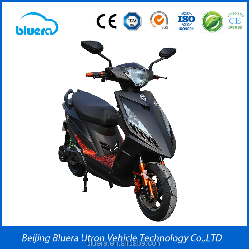 New cheap adult 72V 1000W electric scooter motorcycle for sale