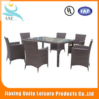 China Supplier High Quality outdoor latest sofa design, new rattan outdoor furniture set design
