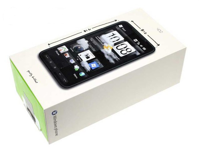 2014 new virgin mobile phone hd2 mobile phone wcdma gsm cell phone in stock