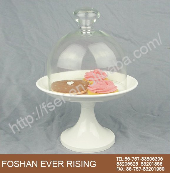 High Quality Customized Green Cake Stands