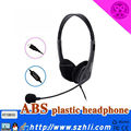 Hot sale 101U !!! CE Hood Computer USB call center Headset with microphone