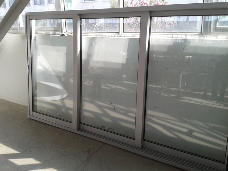 Aluminium Double Glazed Aluminum Sliding Windows Export to Australia & NZ since 2009