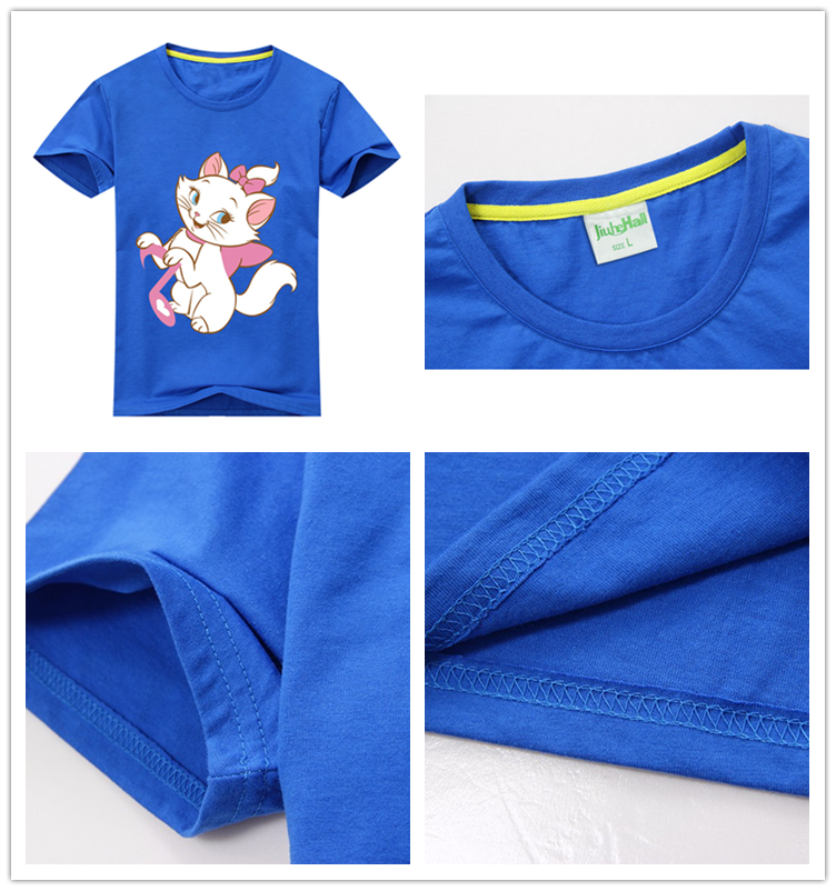 Lowest classic model breathable short sleeve plain round O neck tees blank t-shirts for kids