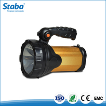 Staba OEM & ODM household outdoor 10W high power rechargeable portable hand-held led searchlight lighting