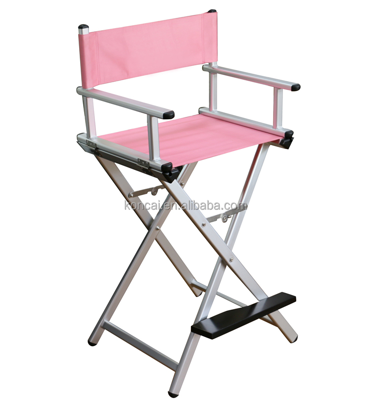 Strong quality wood professional folding director chair, makeup chairs cheap beach chairs