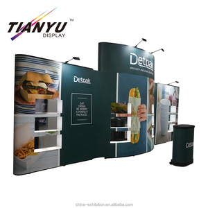 backdrop pop up stands design from china