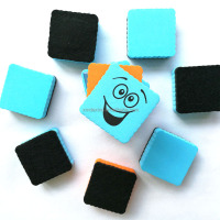 Magnetic Whiteboard Dry Erasers Magnetic Eraser